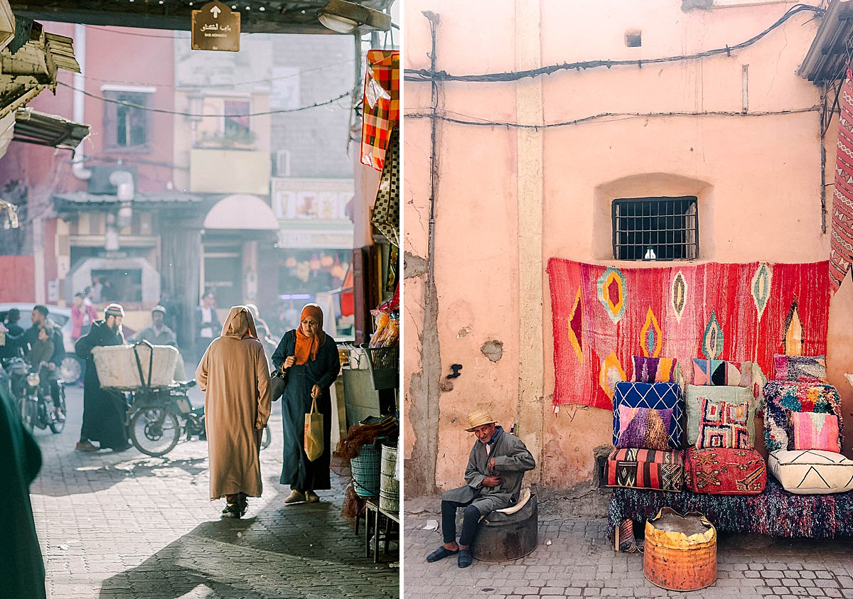 Marrakesz magiczne miasto