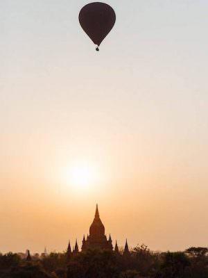 Podróże butikowe do Myanmaru