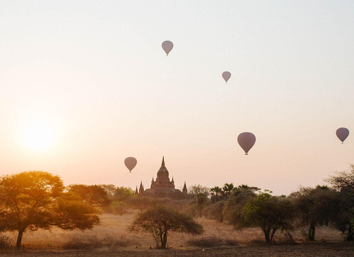 Mandalay zwiedzanie starozytnej stolicy Birmy