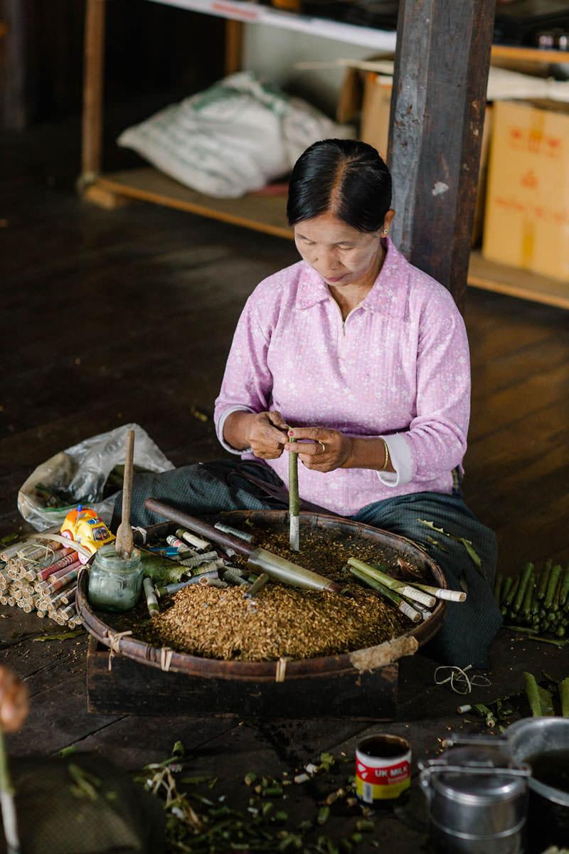 Mandalay Zwiedzanie starozytnej stolicy Birmy 040