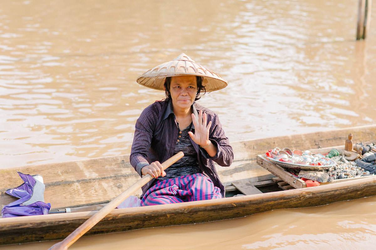 Mandalay Zwiedzanie starozytnej stolicy Birmy 043