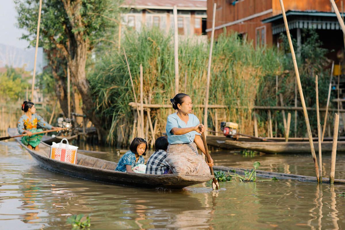 Mandalay Zwiedzanie starozytnej stolicy Birmy 046