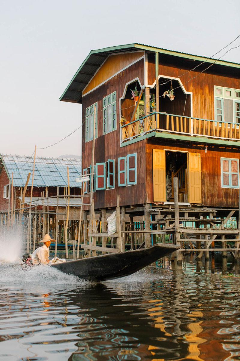 Mandalay Zwiedzanie starozytnej stolicy Birmy 050