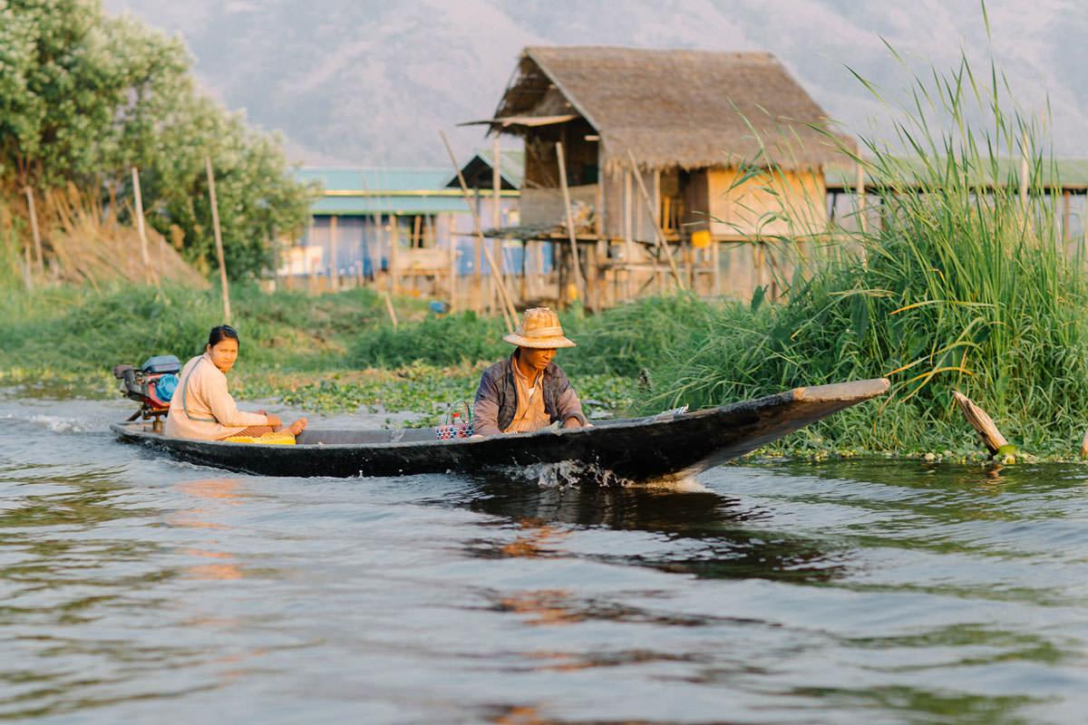 Mandalay Zwiedzanie starozytnej stolicy Birmy 051