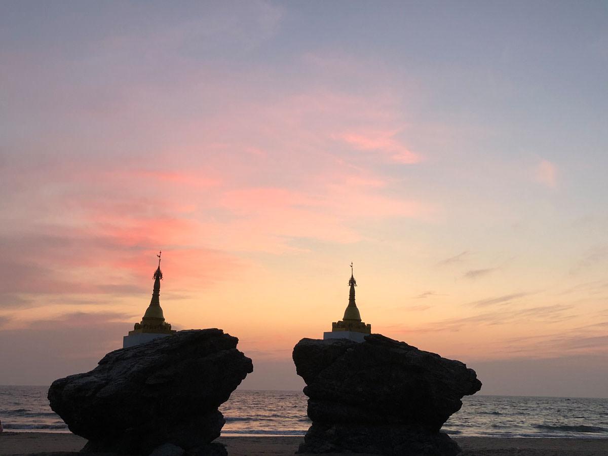 Mianmar Zatoka Bengalska